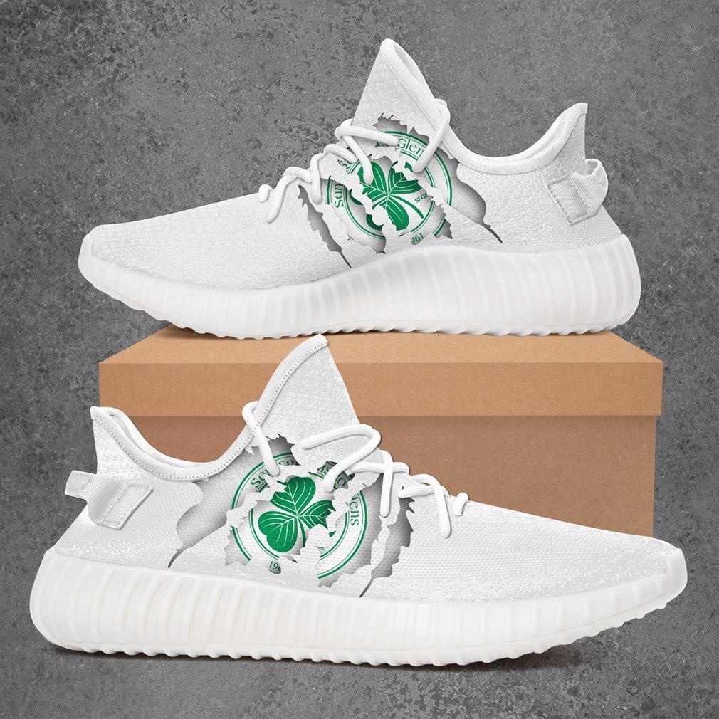 San Francisco Glens Sc Usl League Two Sport Teams Yeezy Sneakers Shoes White