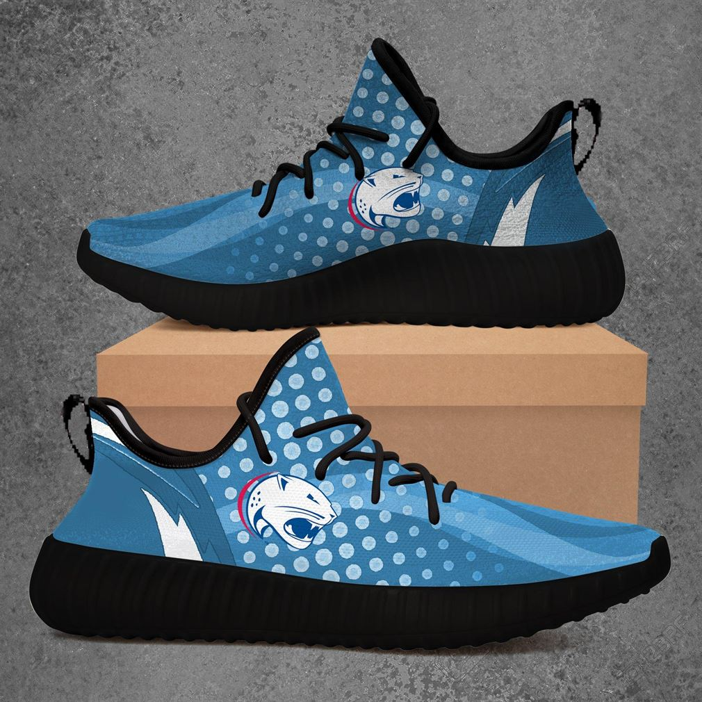 South Alabama Jaguars Ncaa Sport Teams Yeezy Sneakers Shoes
