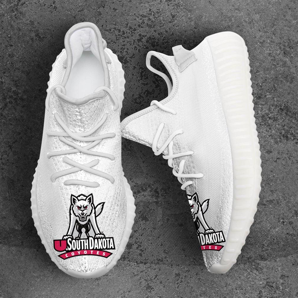 South Dakota Coyotes Ncaa Sport Teams Yeezy Sneakers Shoes