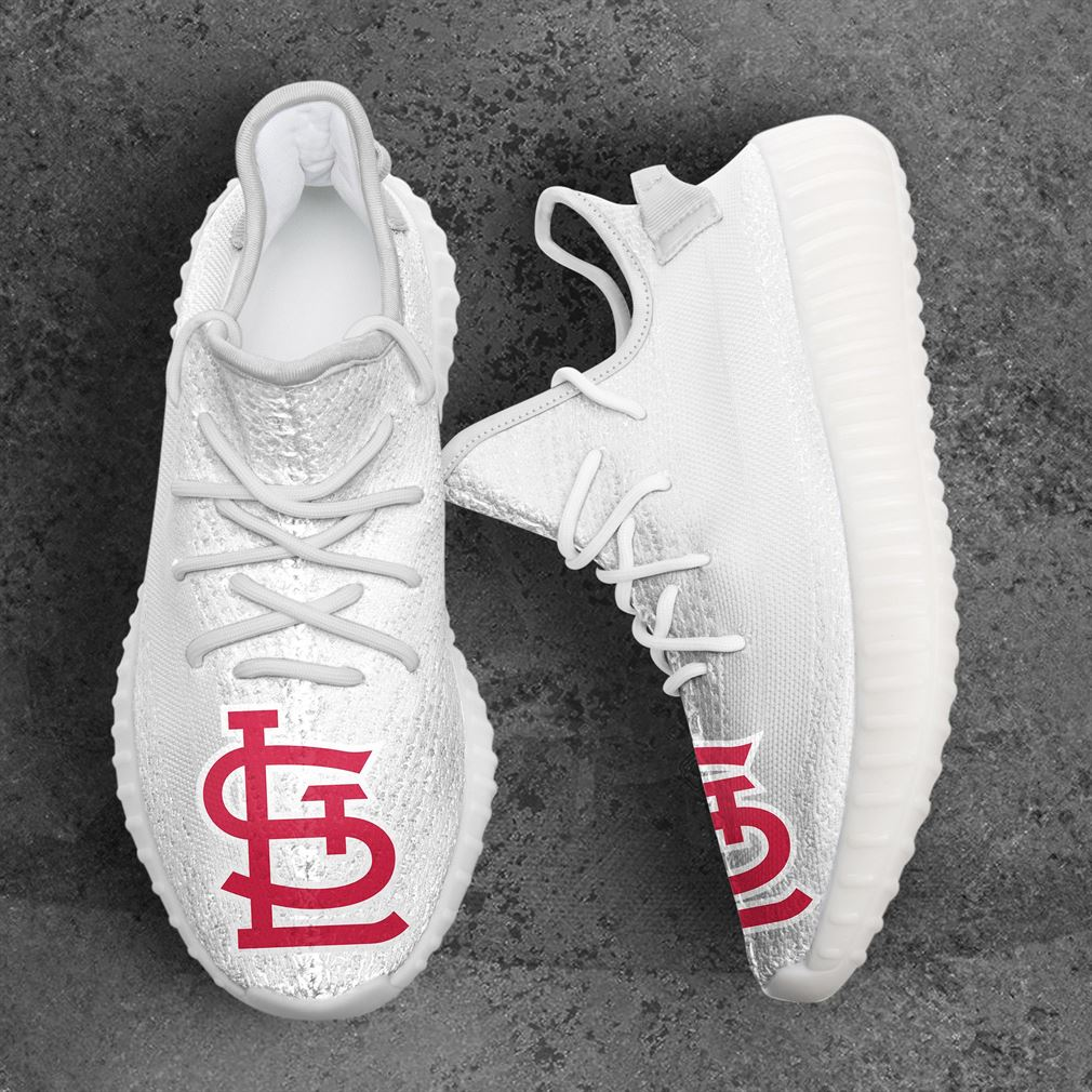 St Louis Cardinals Mlb Sport Teams Yeezy Sneakers Shoes
