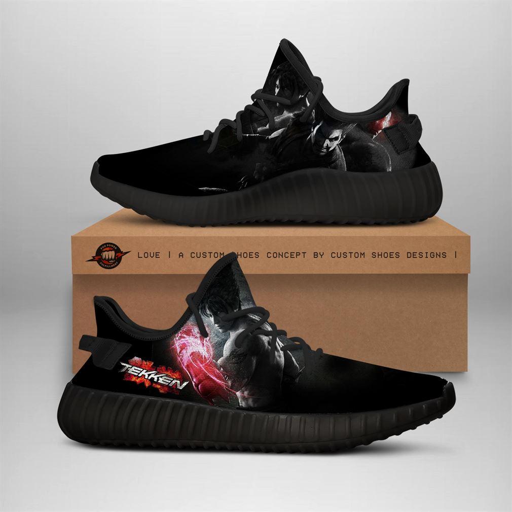 Takken Style Yeezy Sneakers Shoes