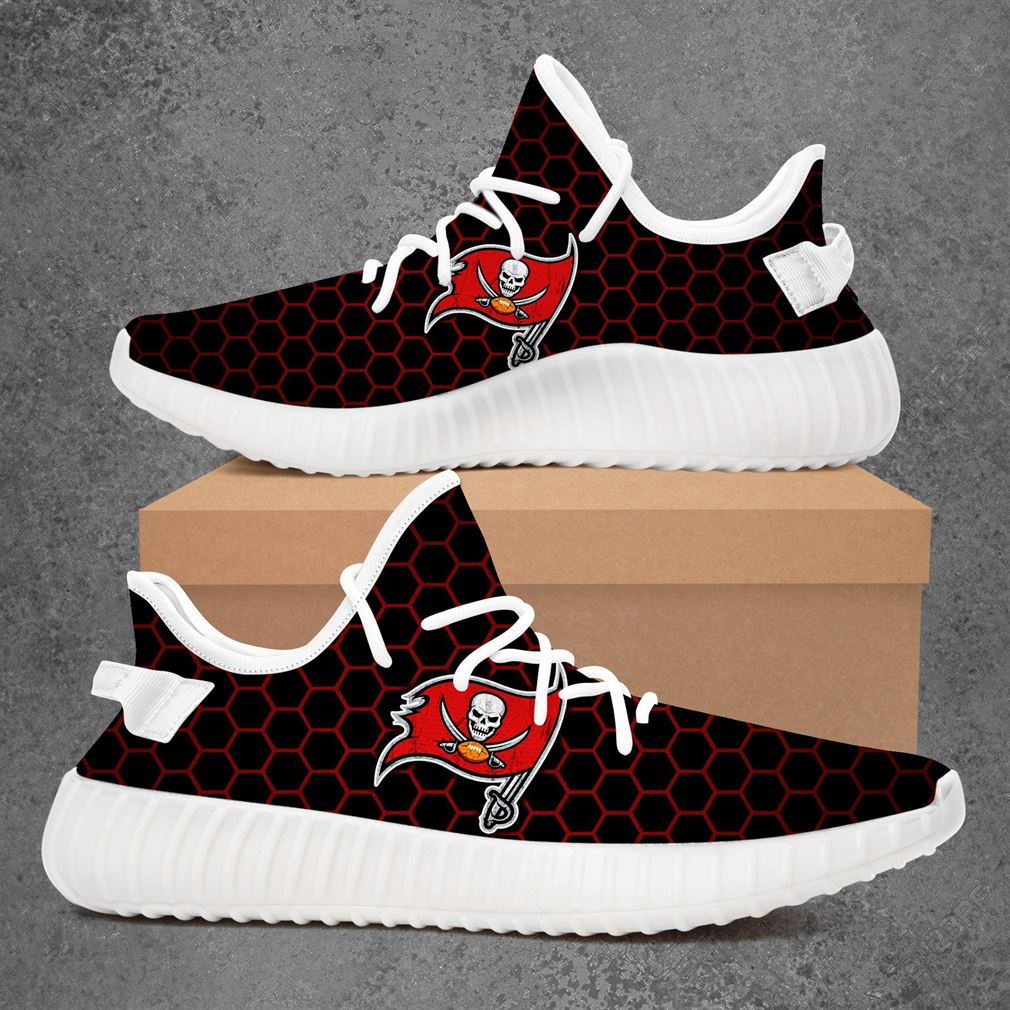 Tampa Bay Buccaneers Nfl Football Yeezy Sneakers Shoes
