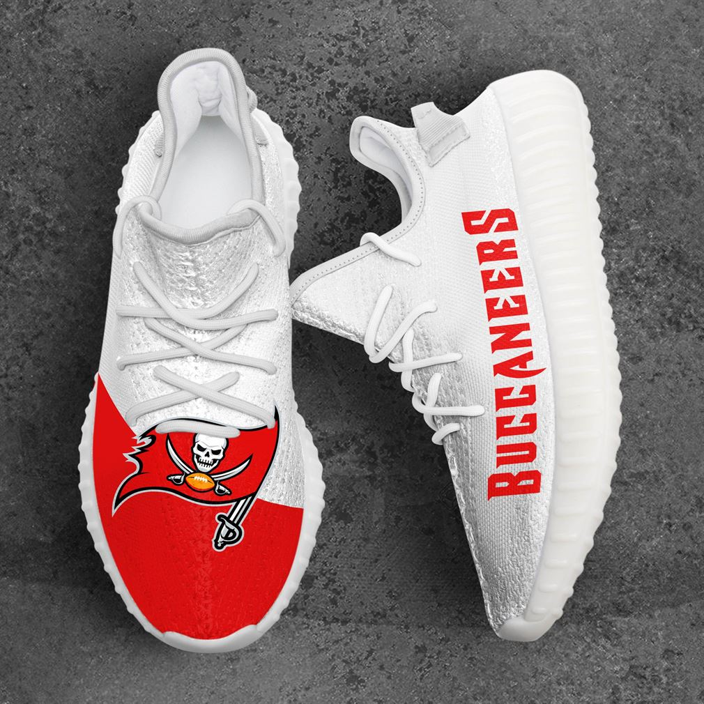 Tampa Bay Buccaneers Nfl Sport Teams Yeezy Sneakers Shoes