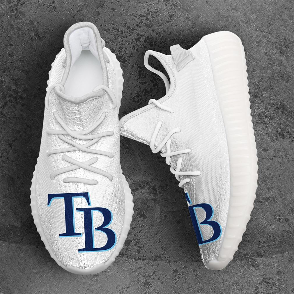 Tampa Bay Rays Mlb Sport Teams Yeezy Sneakers Shoes