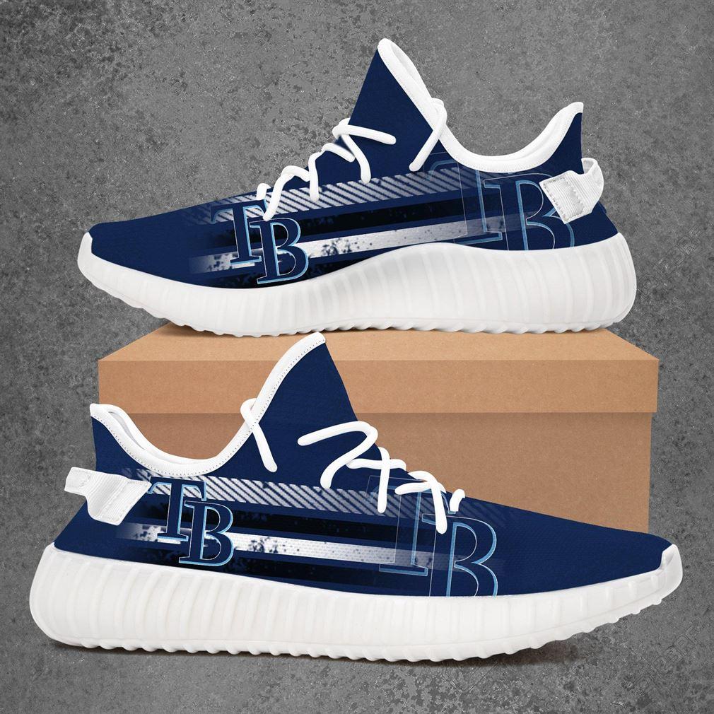 Tampa Bay Rays Nba Basketball Yeezy Sneakers Shoes