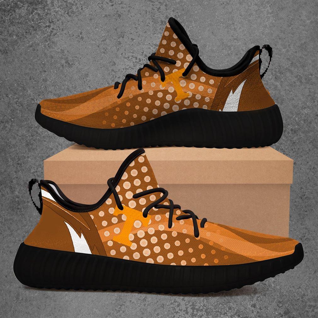 Tennessee Volunteers Ncaa Sport Teams Yeezy Sneakers Shoes