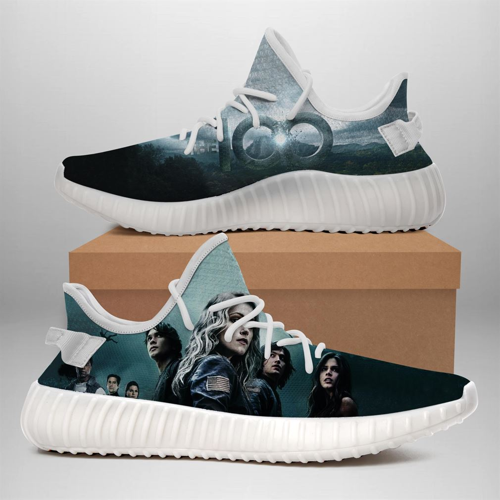 The 100 Movie Yeezy Sneakers Shoes