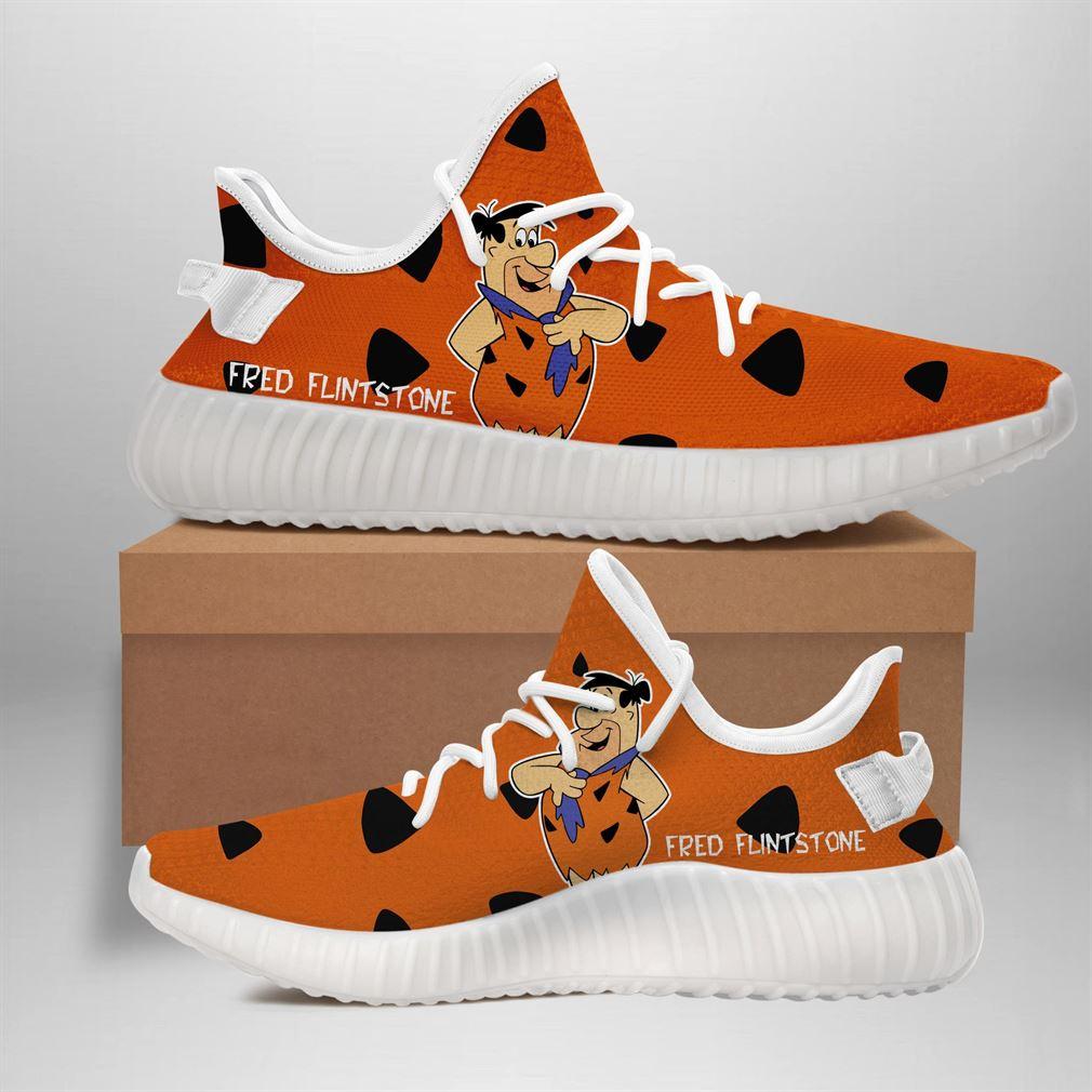 The Fred Flintstones Yeezy Sneakers Shoes