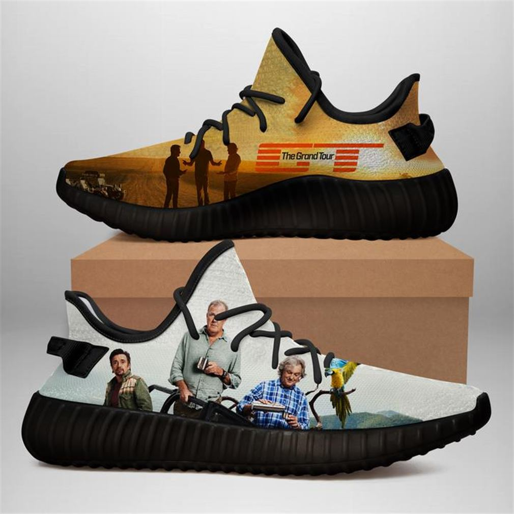 The Grand Tour Yeezy Sneakers Shoes