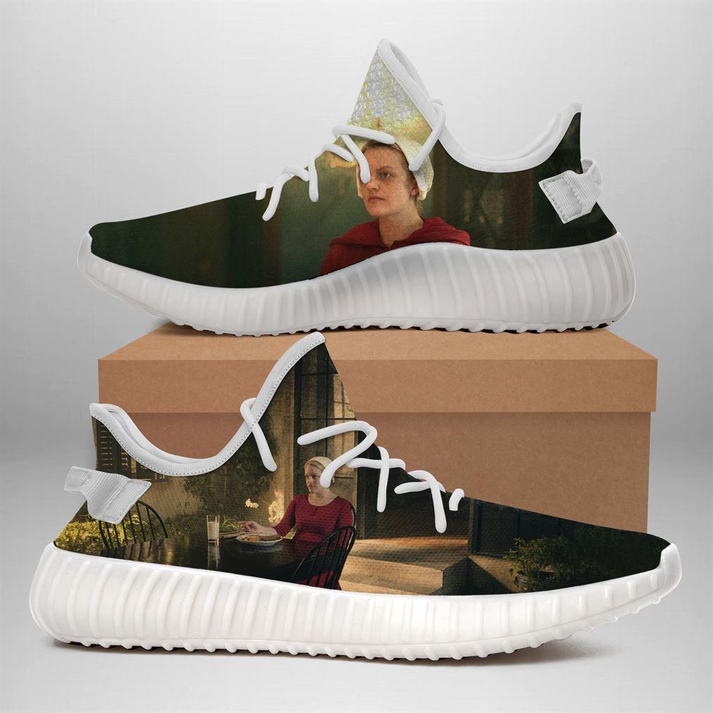The Handmaids Tale Movie Yeezy Sneakers Shoes