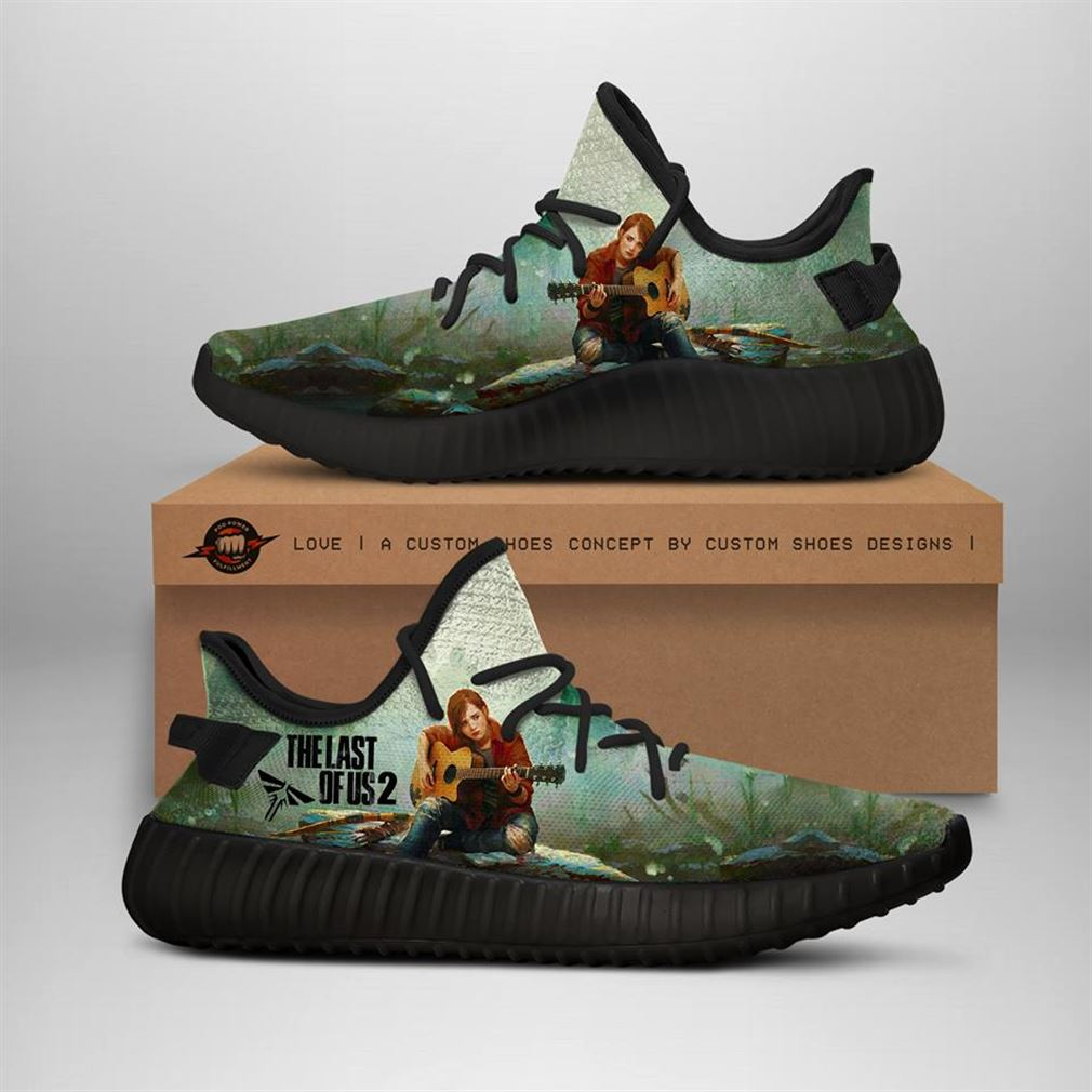 The Last Of Us Yeezy Sneakers Shoes
