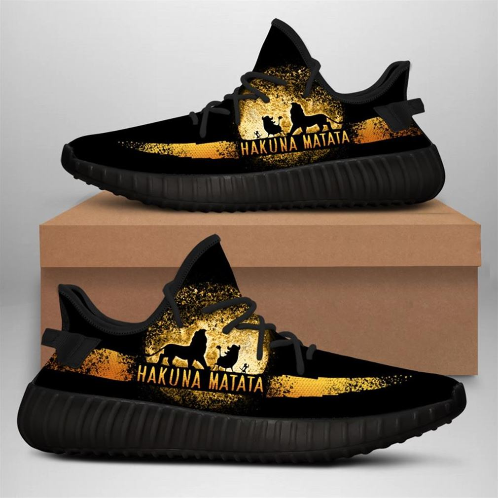 The Lion King Yeezy Sneakers Shoes