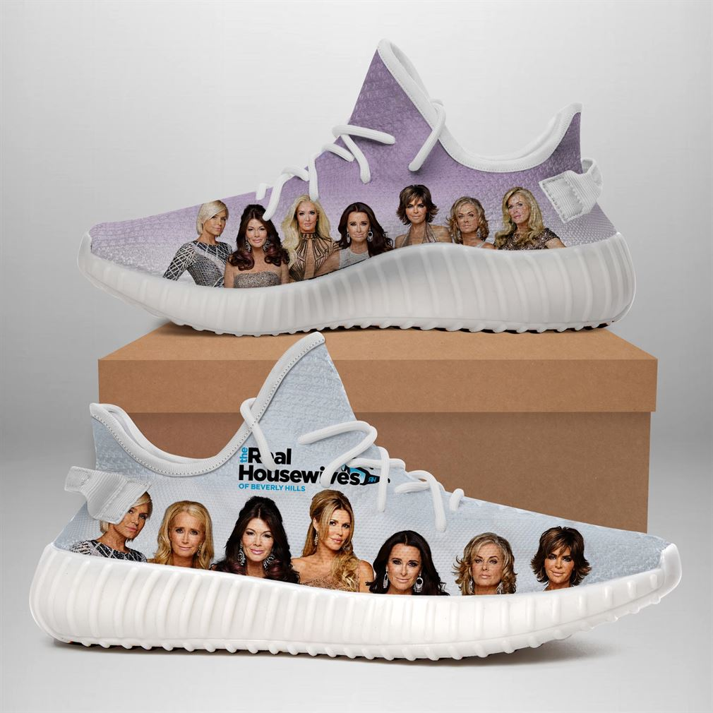 The Real Housewives Of Beverly Hills Movie Yeezy Sneakers Shoes