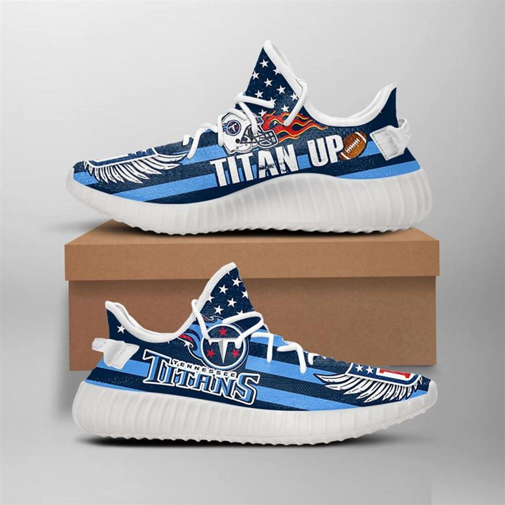 The Titans Yeezy Sneakers Shoes