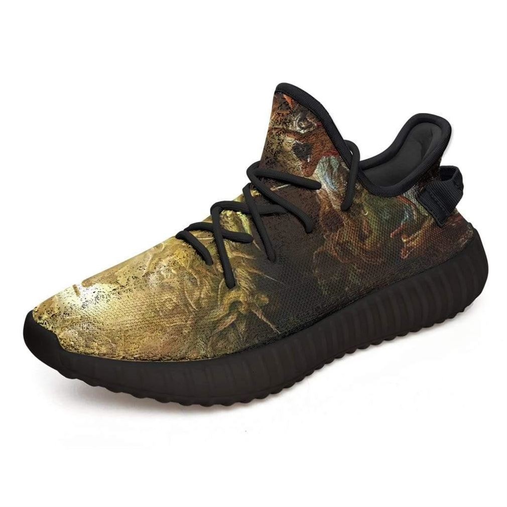 The Triumph Of Christianity Mary Yeezy Sneakers Shoes