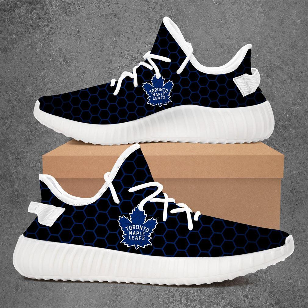 Toronto Maple Leafs Nhl Hockey Yeezy Sneakers Shoes