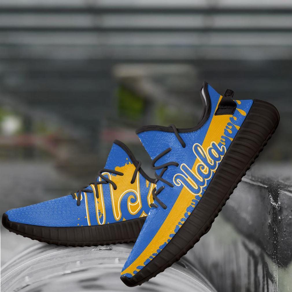 Ucla Bruins Ncaa Yeezy Sneakers Shoes