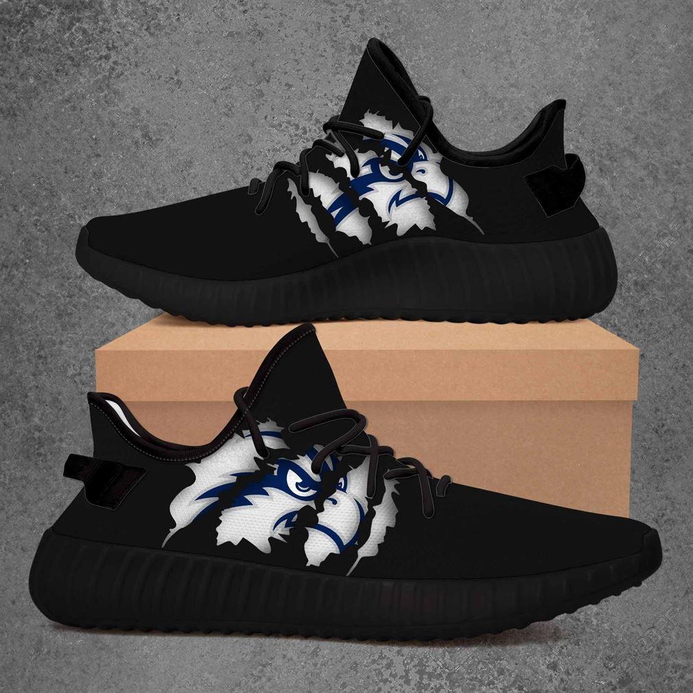 Unf Ospreys Ncaa Yeezy Sneakers Shoes Black