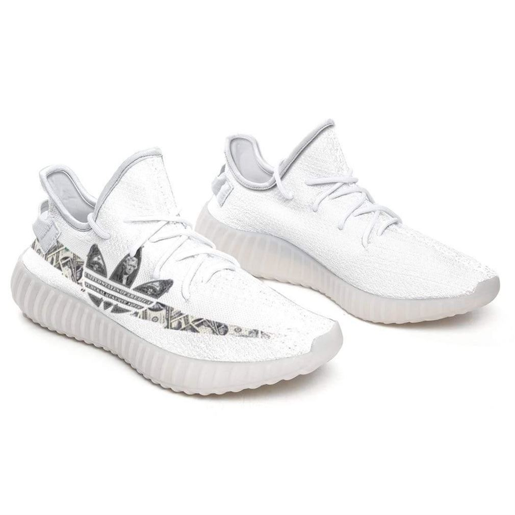 United States Dollar Yeezy Sneakers Shoes