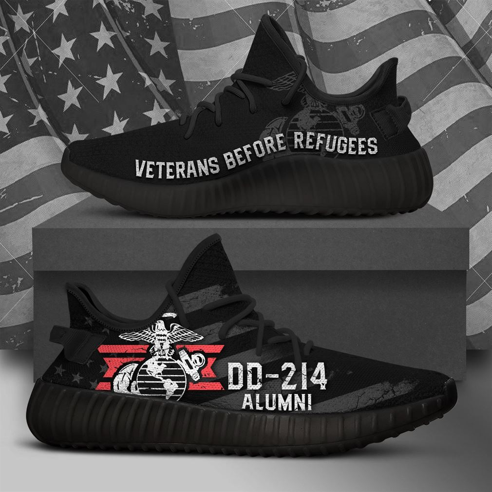 United States Marine Corps Runing Yeezy Sneakers Shoes