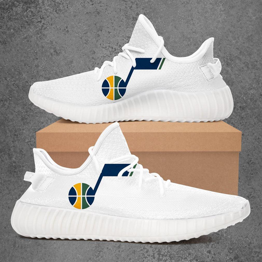 Utah Jazz Nfl Football Yeezy Sneakers Shoes