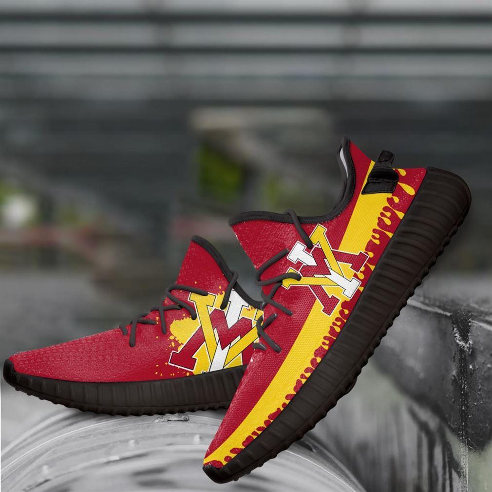 Vmi Keydets Ncaa Yeezy Sneakers Shoes