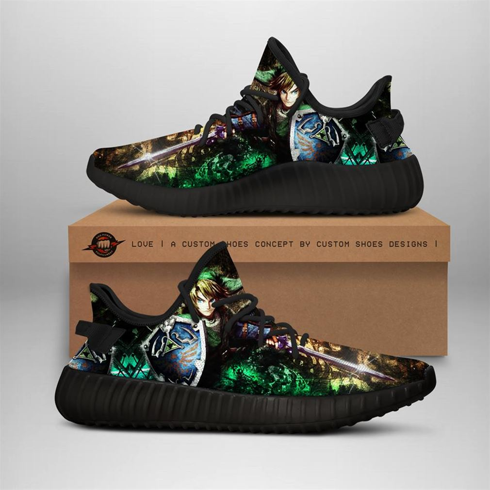 Zelda Yeezy Sneakers Shoes