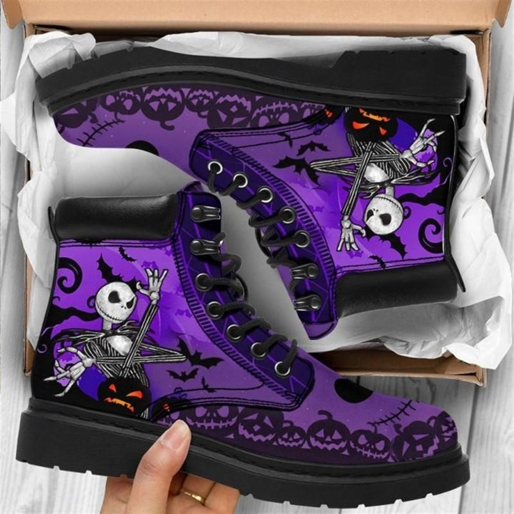 Ack Skellington Tbl Boots