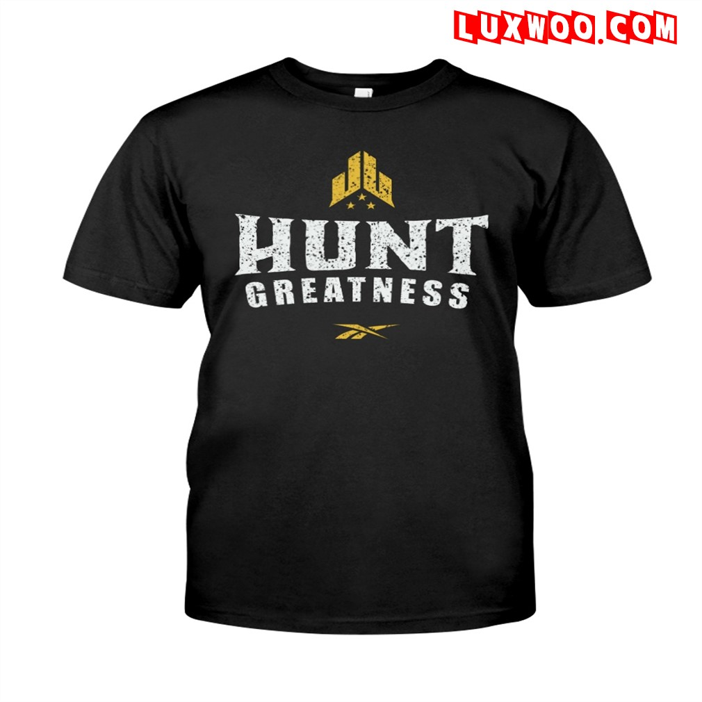 Hunt Greatness Sport Shirt Plus Size Up To 5xl