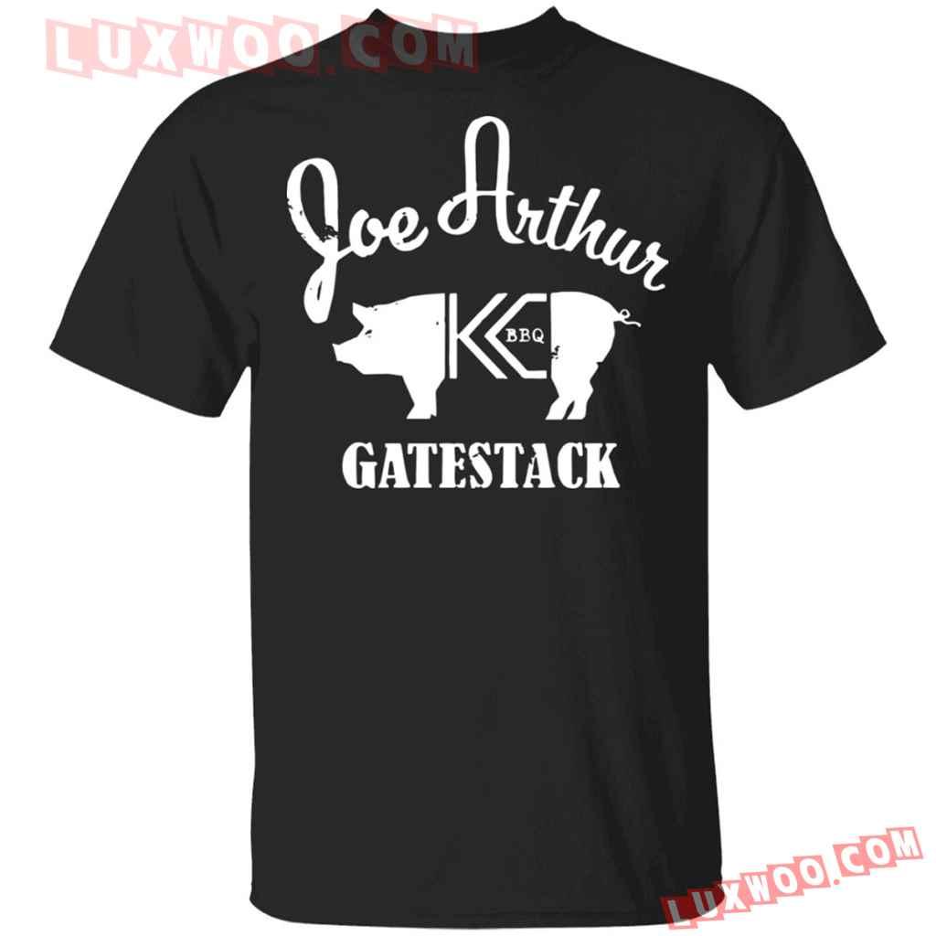 Ted Lasso Joe Arthur Bbq Gatestack Shirt