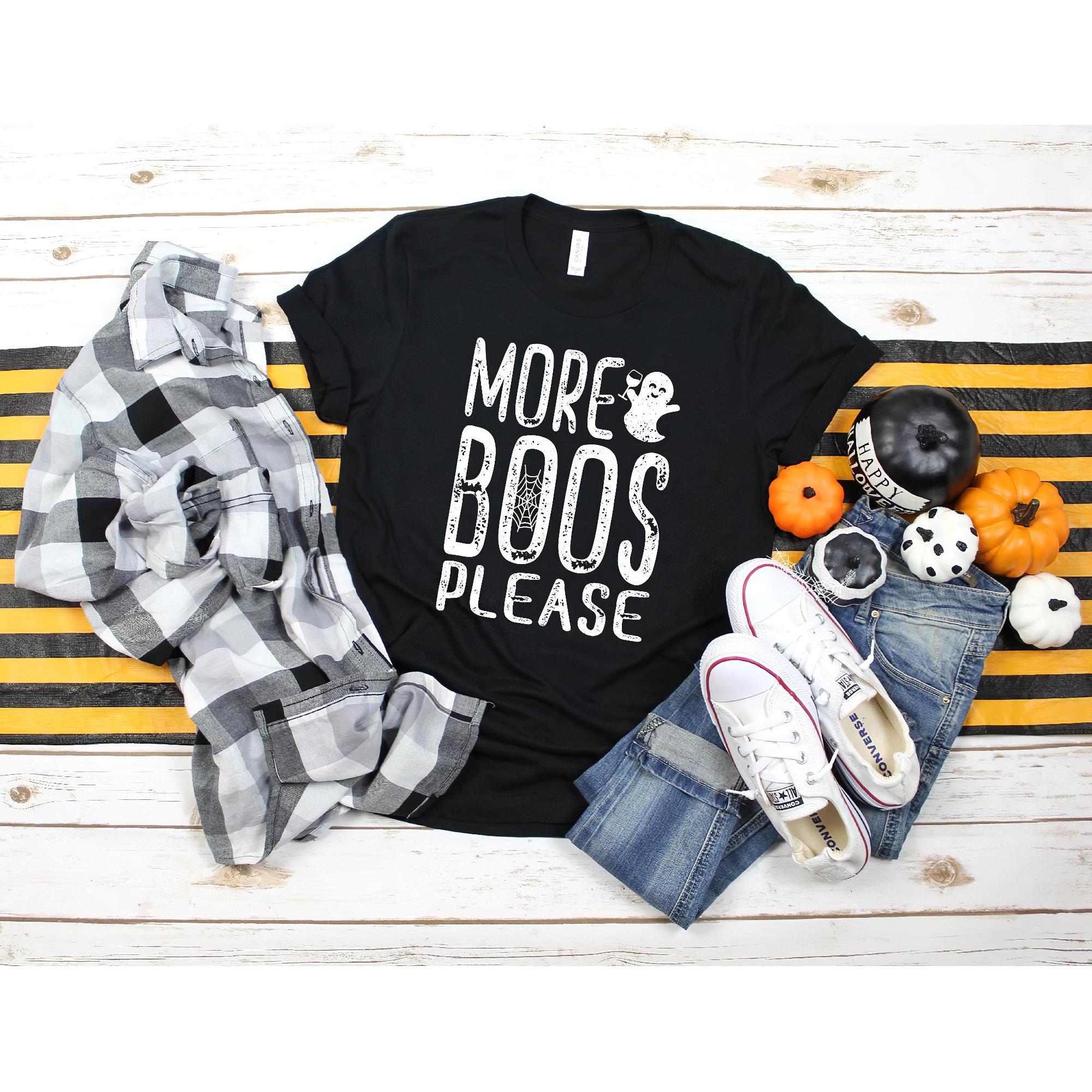 Boo Yah Black T Shirt V11_new1