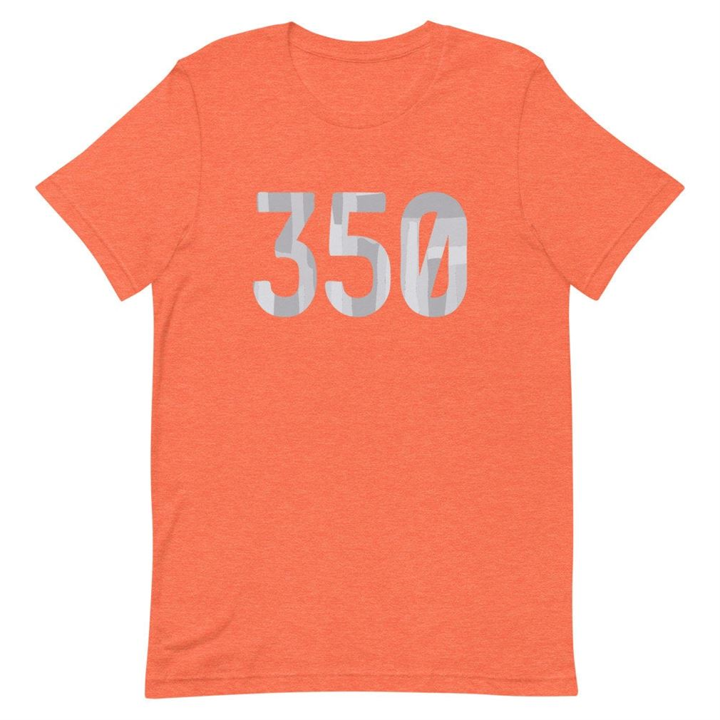 Yeezy Boost 350 V2 Tee Tail Light Short-sleeve Unisex T-shirt