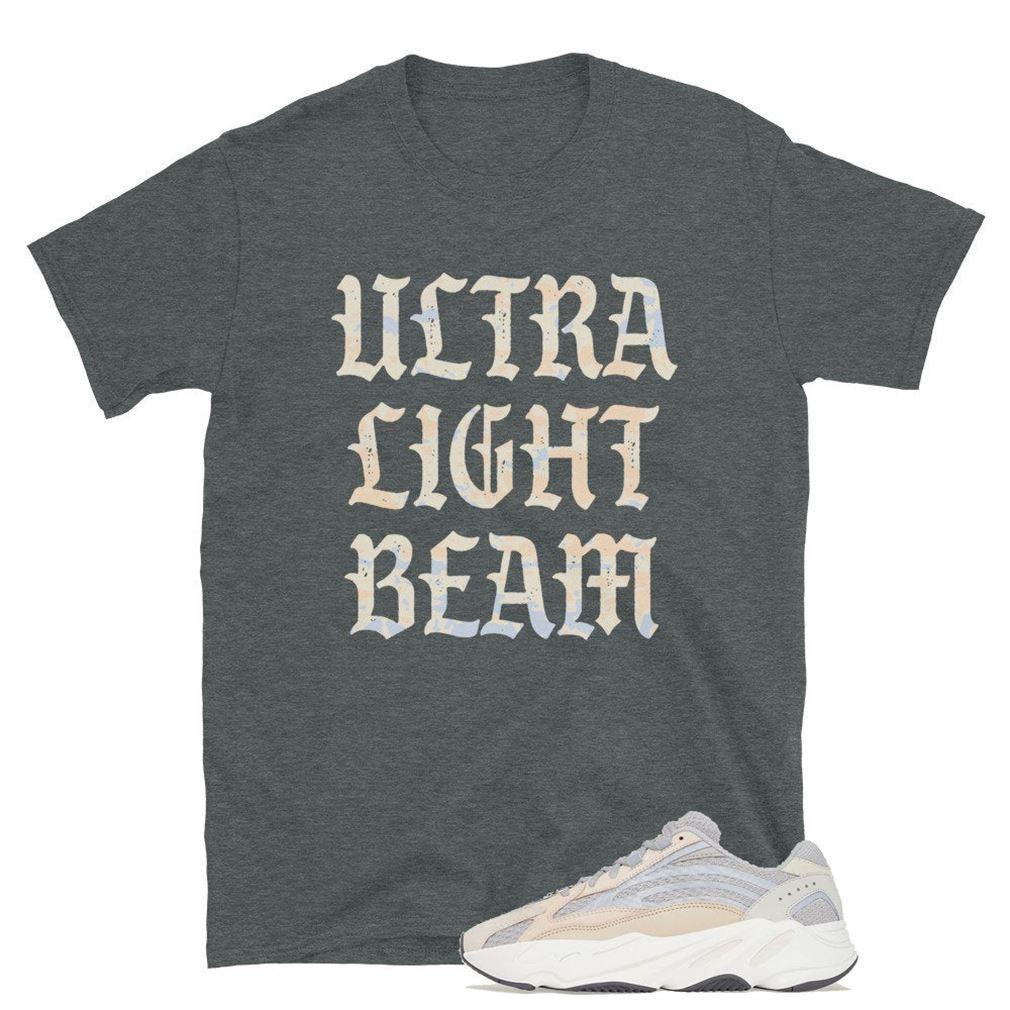 Yeezy Boost 700 V2 Cream Tee Ultra Light Beam Unisex