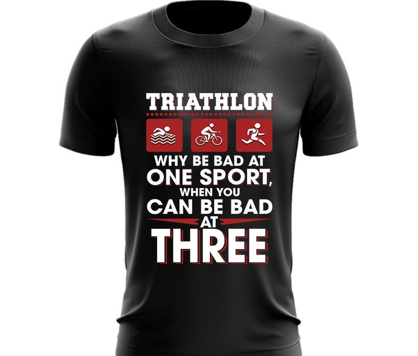 Triathlon T Shirt V1