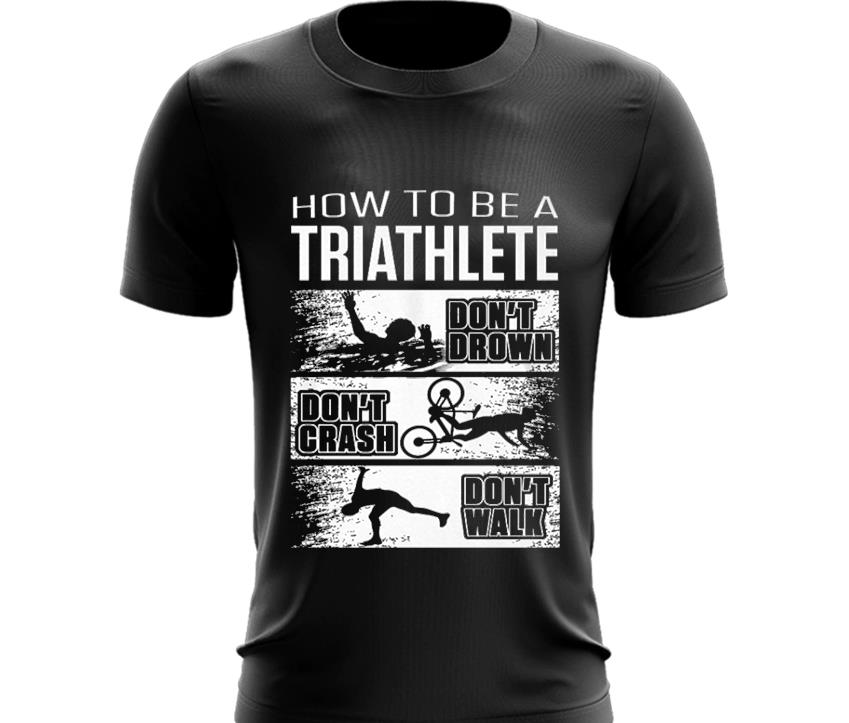 Triathlon T Shirt V12