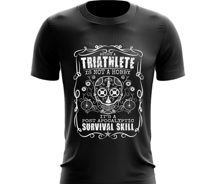 Triathlon T Shirt V13