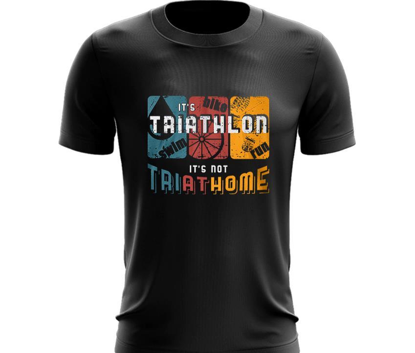 Triathlon T Shirt V16