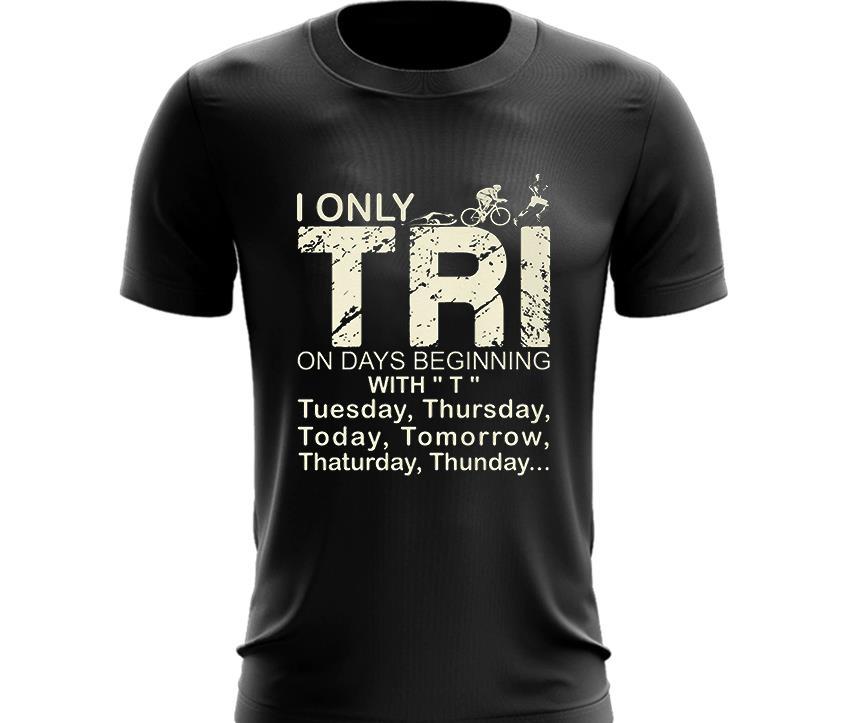 Triathlon T Shirt V17