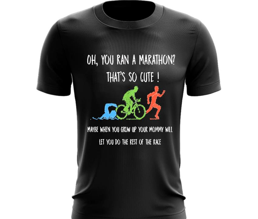 Triathlon T Shirt V4