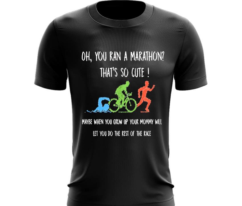Triathlon T Shirt V4