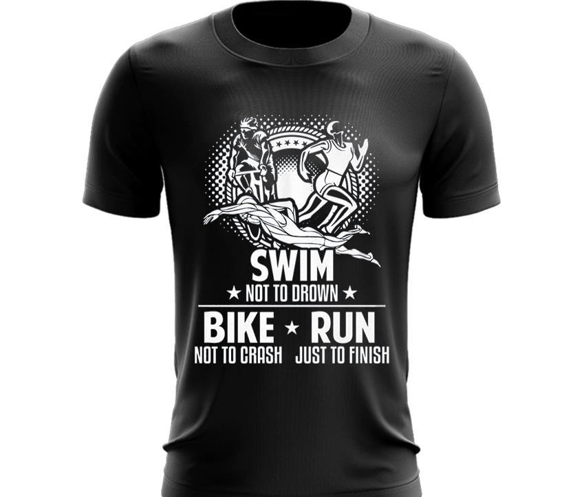 Triathlon T Shirt V9