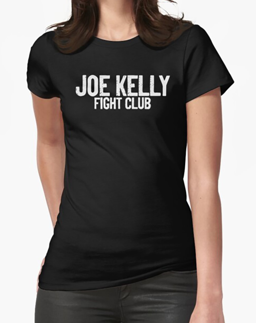 Joe Kelly Fight Club Shirt For Boston Fans