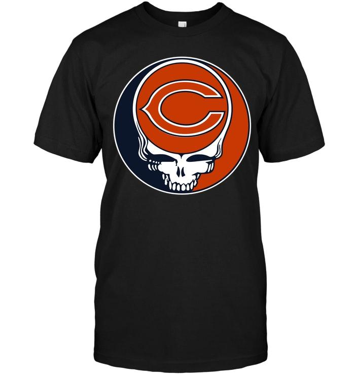 Nfl Chicago Bears Nfl Chicago Bears Grateful Dead Fan Fan Football Sweater Plus Size Up To 5xl
