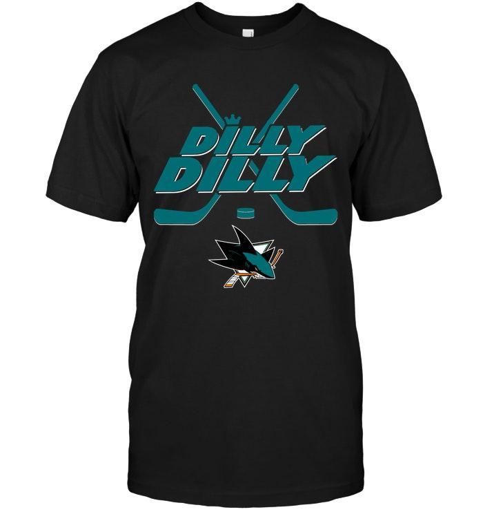 Nhl San Jose Sharks Dilly Dilly San Jose Sharks Shirt Tank Top Size Up To 5xl
