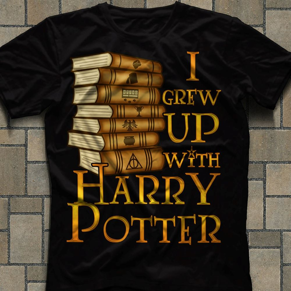 Harry Potter I Grew Up With Harry Potter