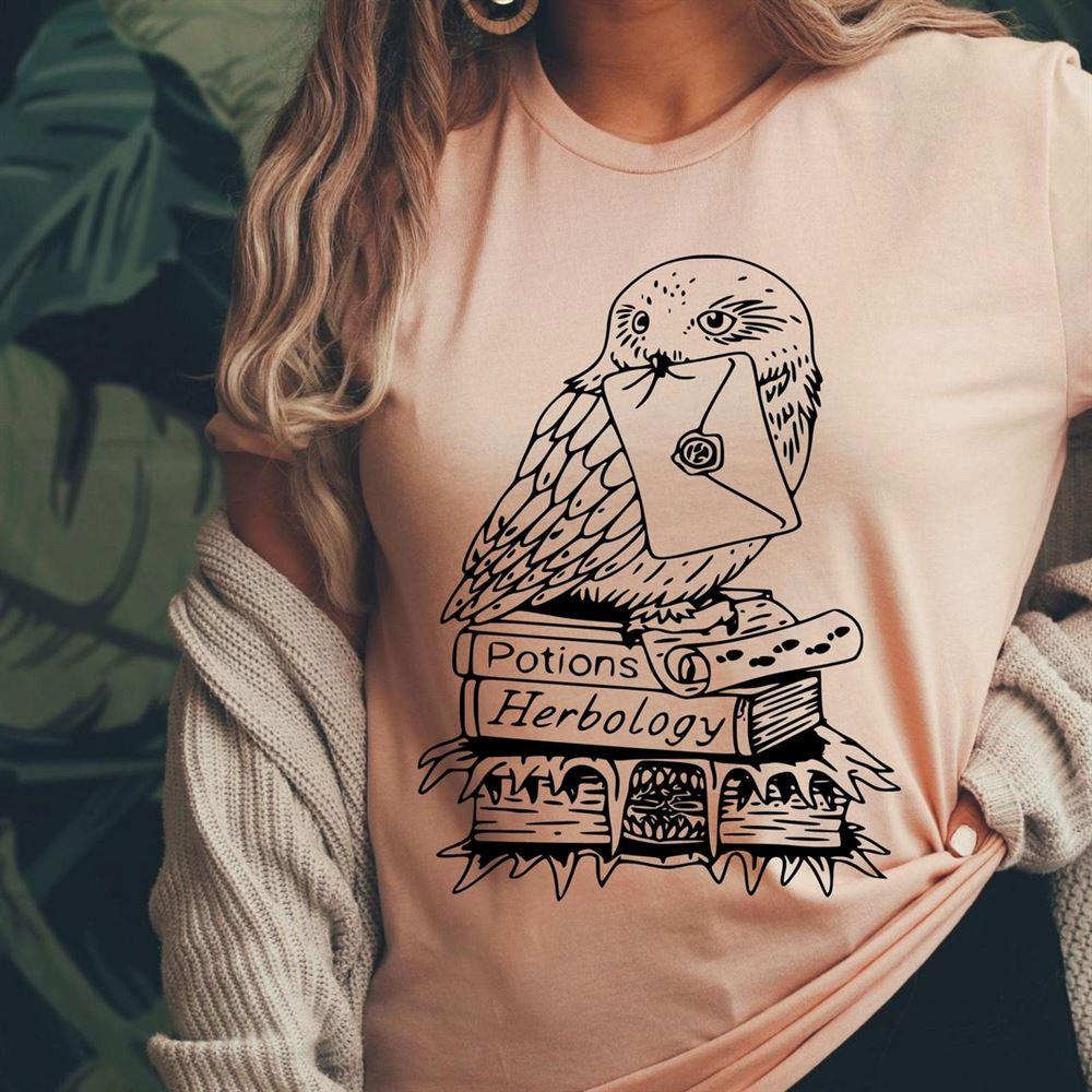 Owl On Textbooks Wizard Shirt Bff Shirts Best Friends Shirt Book Reading Magic Shirt Bookish Shirt Gift For Reader Gift For Teacher
