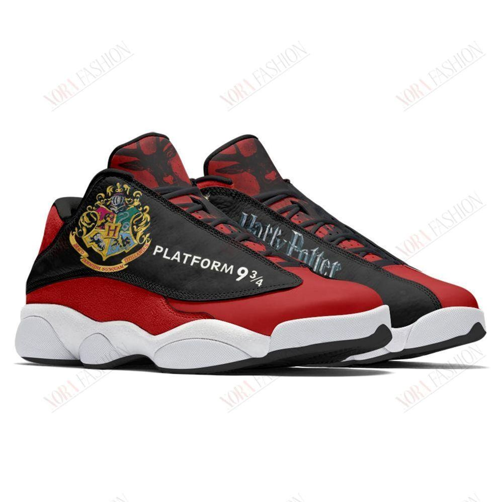 Harry Potter Hogwarts House Movie Air Jordan 13 Jd13 Shoes Birthday Unisex Gift Idea For Fans Him Her Son Boyfriend Girlfriend