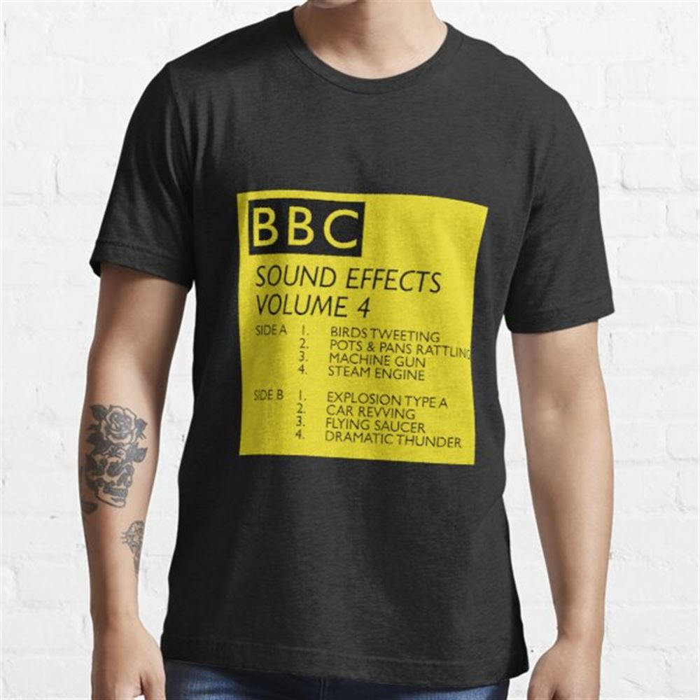 Bbc Sound Effects Volume 4 Plus Size Up To 5xl