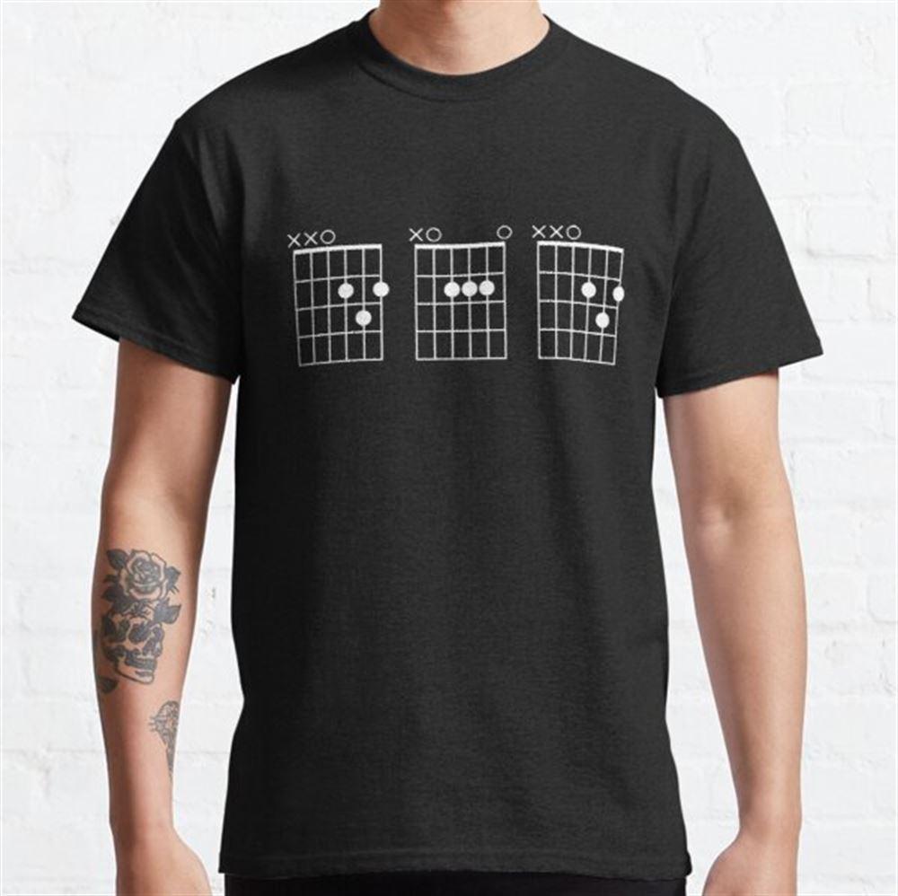 Best Dad Guitar Chords Guitar Chord Guitarist Dad Plus Size Up To 5xl