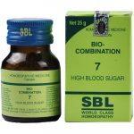 Medicines Mall - SBL Bio Combination 7 (25 GM) Biocombination / BC Tablets